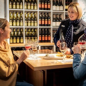 Sevenhill Winery Tasting Room