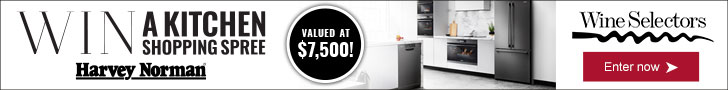 Win a Kitchen Shopping Spree with Harvey Norman value at $7,500 - Enter to WIN!
