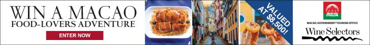 Win a Food Lovers Trip to Macao for two valued at $8,500 - Enter to WIN!