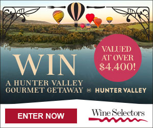 Enter to win a getaway to the Hunter Valley!