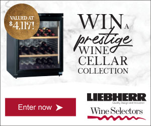 Win a Prestige Wine Cellar Collection!