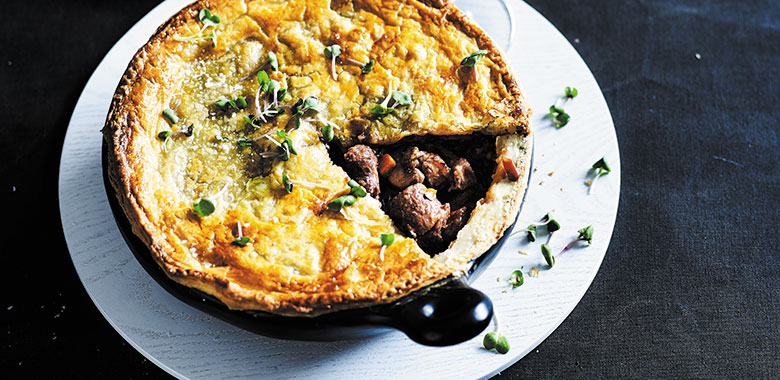 Lamb pie recipe