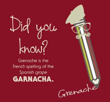 Grenache facts
