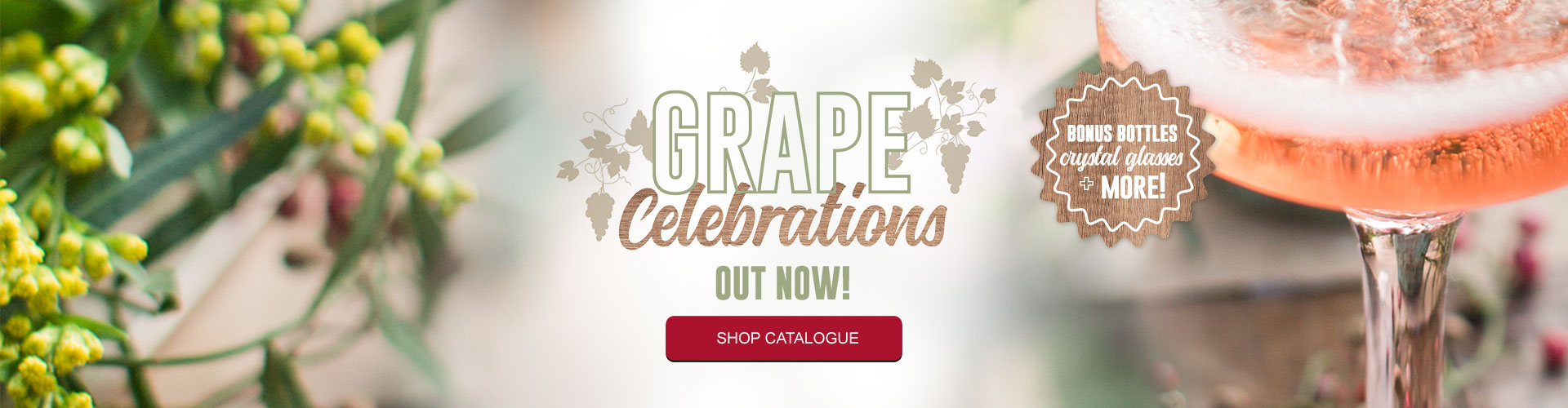 Spring Catalogue out now! Start Shopping >>