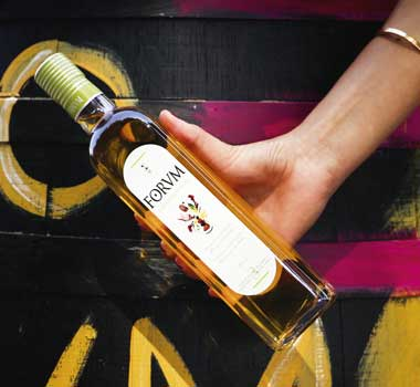 Simon Johnson Forvm Chardonnay vinegar
