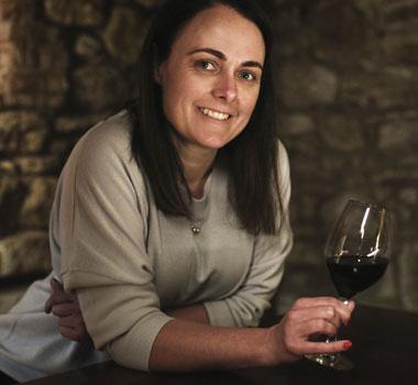 Helen McCarthy of St. Hallett's wines