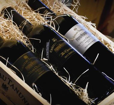 Château Tanunda wines