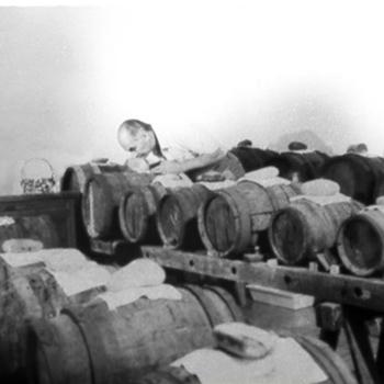 La Vecchia Dispensa Barrels
