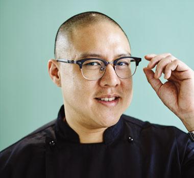 Chef Dan Hong of Mr.Wong