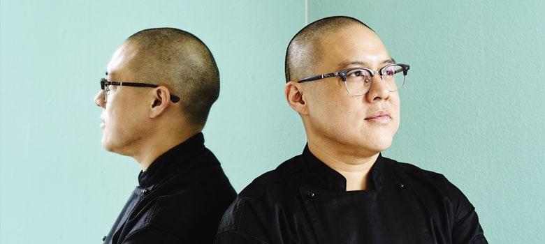 Dan Hong of Mr.Wong