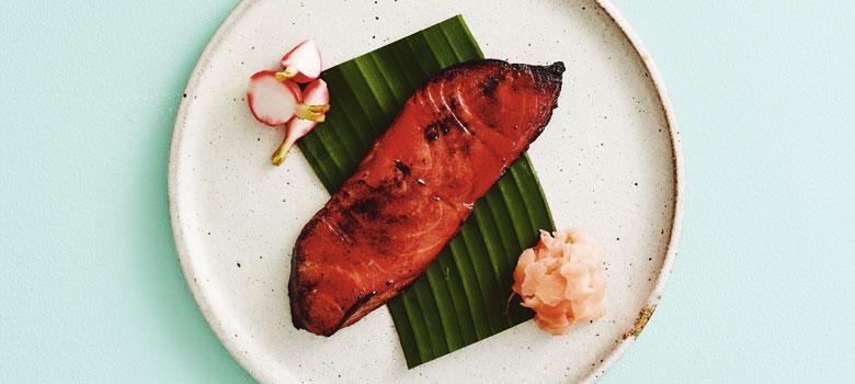 Dan Hong's Roasted Toothfish recipe