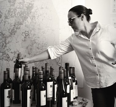 Helen McCarthy of St. Hallett wines