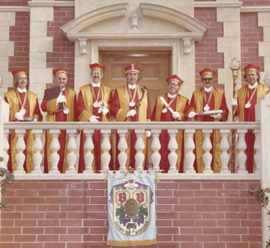 Traditions in wine, Barons of Barossa