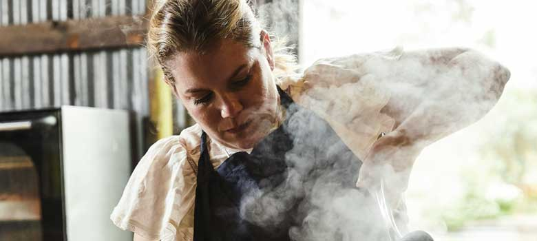 Chef Danielle Alvarez