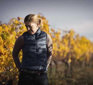 Winemaker from Stargazer Wine