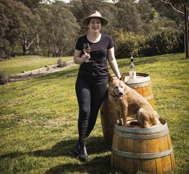 Sutton Grange chief winemaker