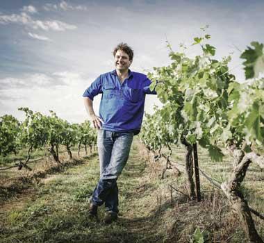 Brokenwood winemaker