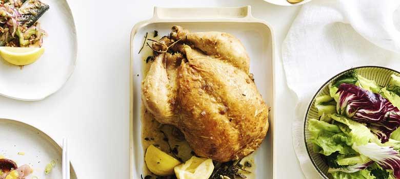 Neil Perrys Roast Chicken