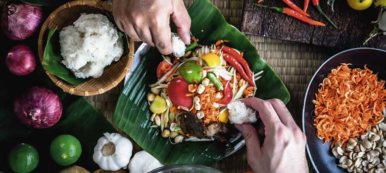 Asian Inspirations How to Balance the 5 Flavours of Thai Cuisine