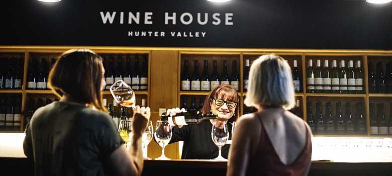 Wine House Hunter Valley