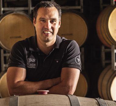 Chain of Ponds winemaker