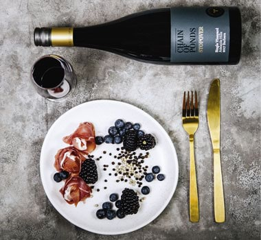 Chain of Ponds wine