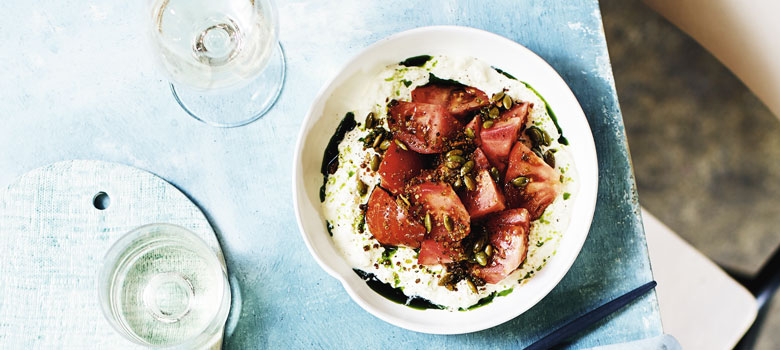 Andy Allen's Ox heart Tomatoes