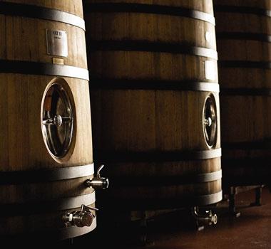 Cape Mentelle wine barrel