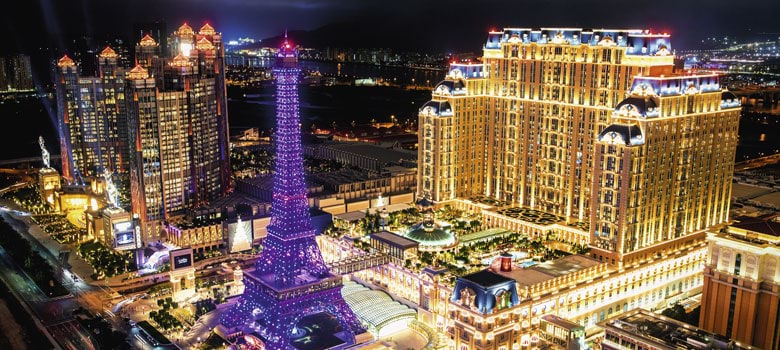 The city of Macao