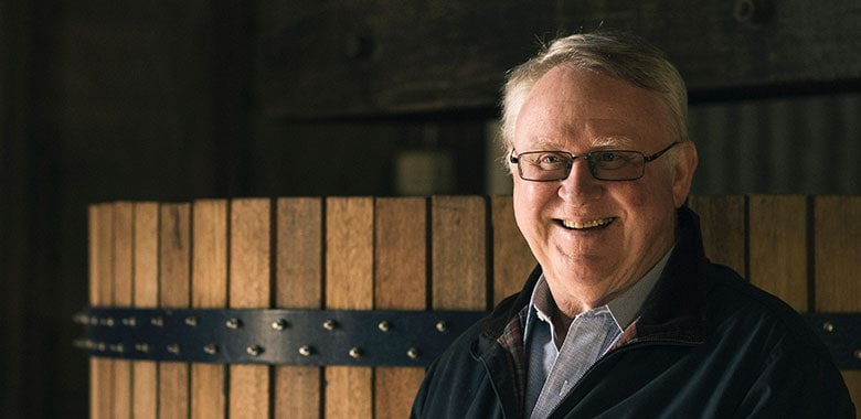 Bruce Tyrrell of Tyrrell Wines