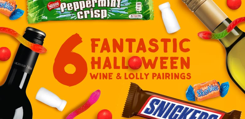 The Ultimate Halloween Candy and Wine Pairings