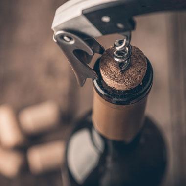 How long does open wine last?