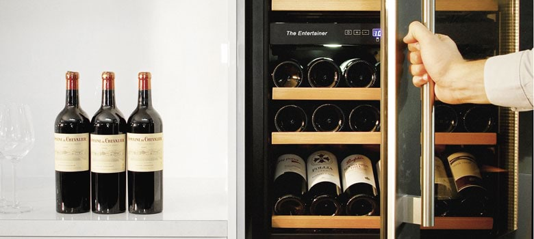 Harvey Norman presents: starting a wine collection
