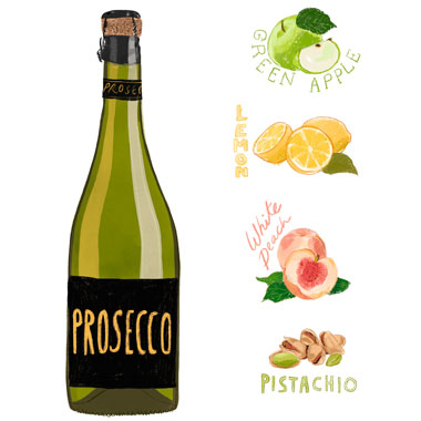 Facts on Prosecco