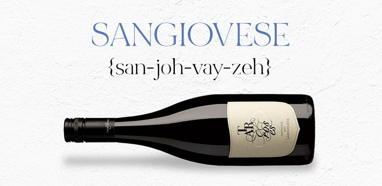 Know Your Variety: Sangiovese