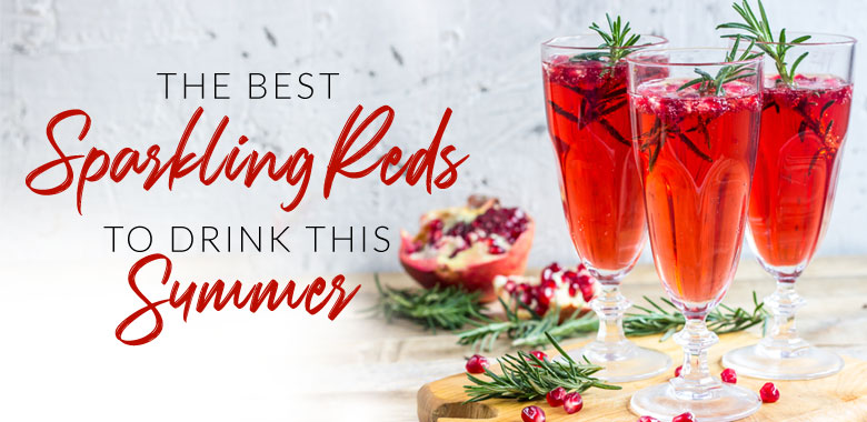 The Best Sparkling Reds to Drink This Summer