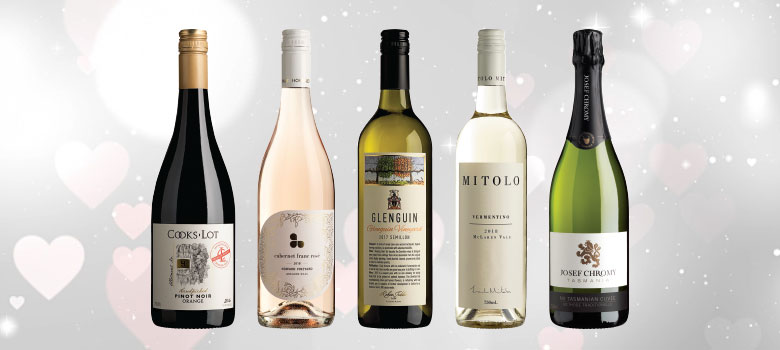 The Best Wines for Valentine's Day 2019