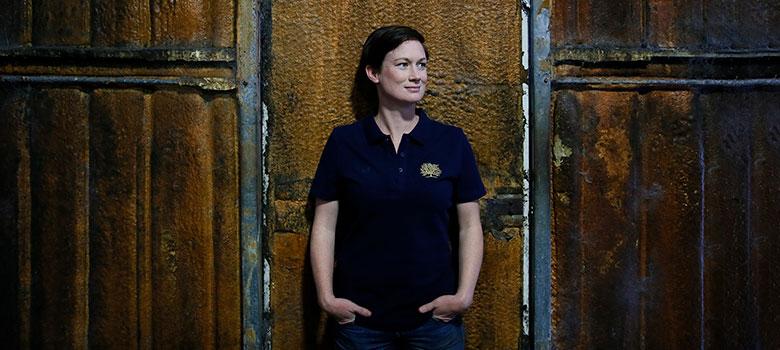 Meet Gwyn Olsen of Pepper Tree Wines