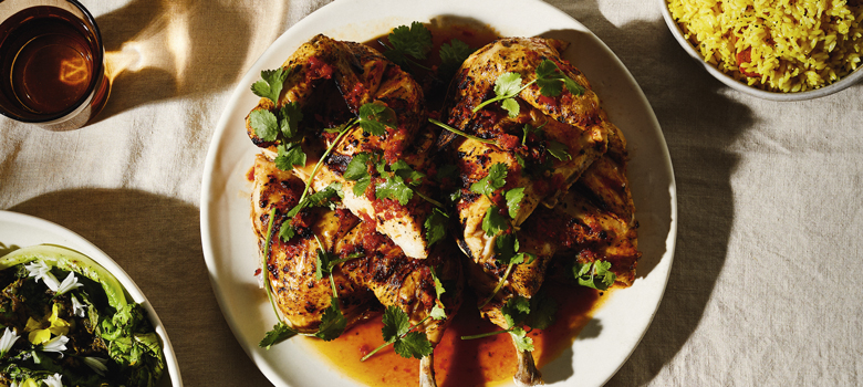 Matt Stone's Kosho Marinated Chicken