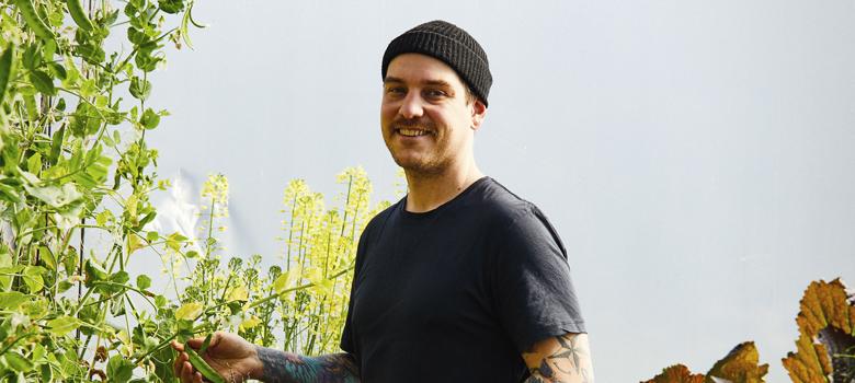 Chef Matt Stone
