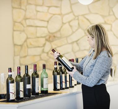 Christina Tulloch of Tulloch Wines