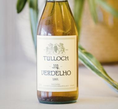 Tulloch Verdelho wine