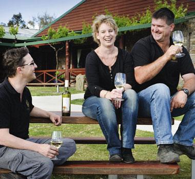 Australian winery, Alkoomi Wines