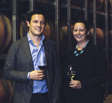 Australian winery, Burch Family Wines