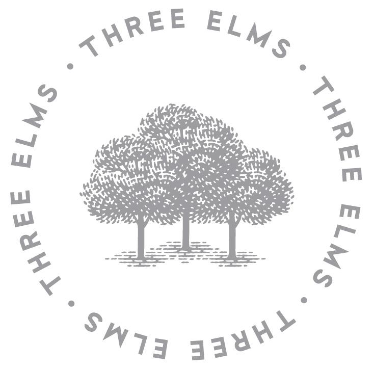 Three Elms logo