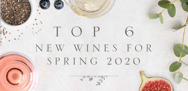 Top 6 new spring wine varieties to drink