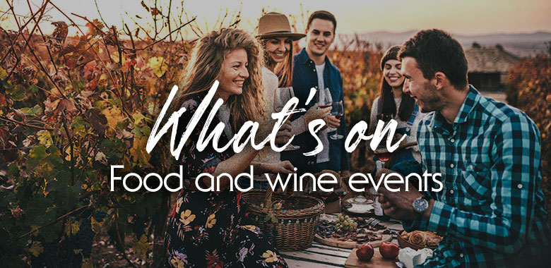 What's On Food and Wine Events